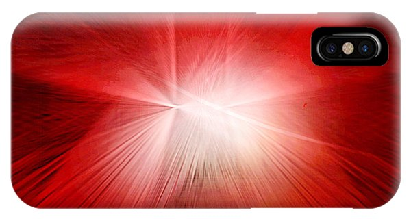 Abstract 229 IPhone Case