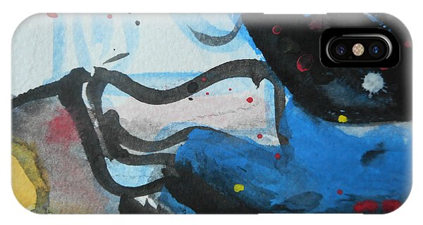Abstract-26 IPhone Case