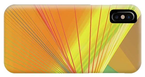 Light Speed iPhone Case - Abstract 3 by Art Spectrum