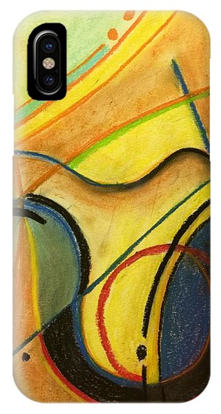 Abstract 3 IPhone Case