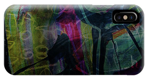 Abstract-30 IPhone Case