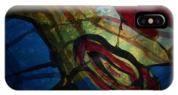 Abstract-31 IPhone Case