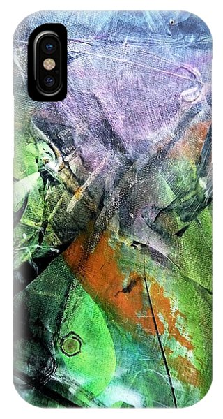 Abstract #321 IPhone Case