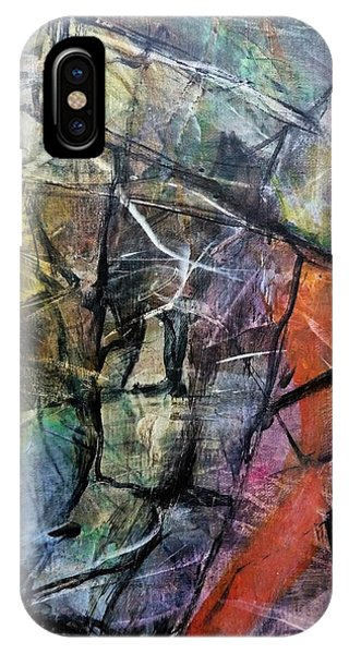 Abstract #322 IPhone Case
