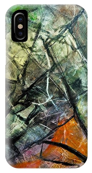 Abstract #323 IPhone Case