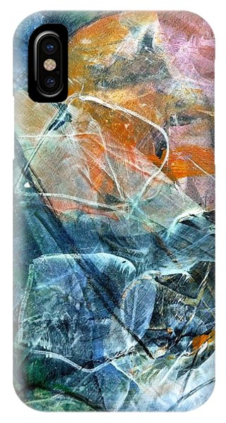 Abstract #326 - Happy Hour IPhone Case