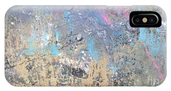 Abstract #42115a IPhone Case