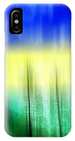 Abstract 43 IPhone Case