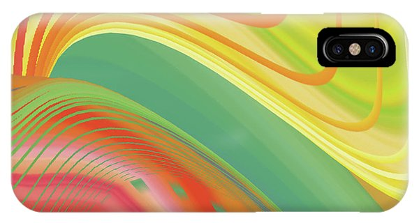 Light Speed iPhone Case - Abstract 5 by Art Spectrum