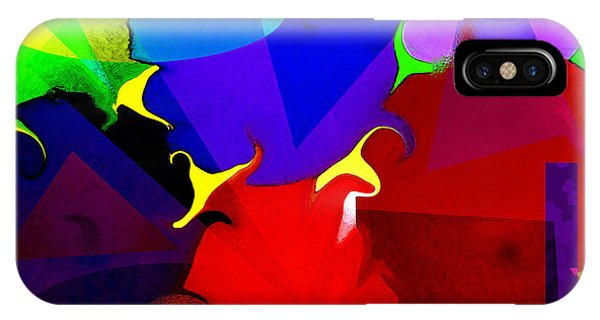 Abstract 6 IPhone Case