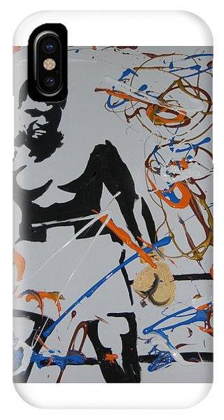 Abstract Ali IPhone Case