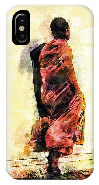 Abstract And Bold IPhone Case