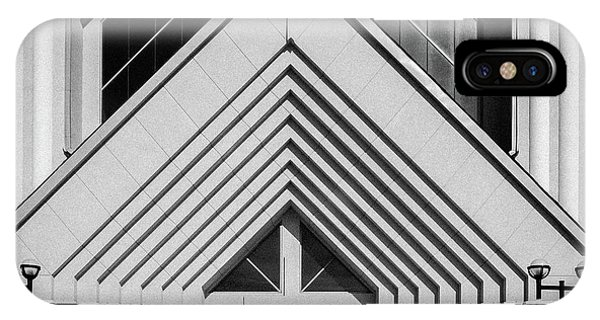 Abstract Architecture - Brampton IPhone Case