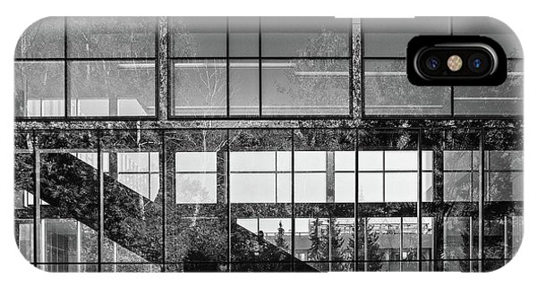 Abstract Architecture - Utm Mississauga IPhone Case