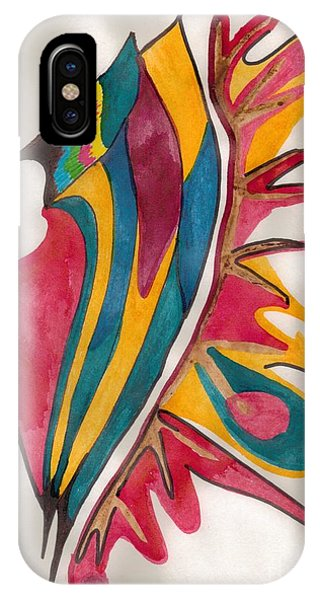 Abstract Art 102 IPhone Case