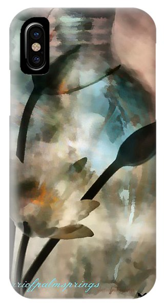 Abstract Art  A Special Place In Heaven IPhone Case