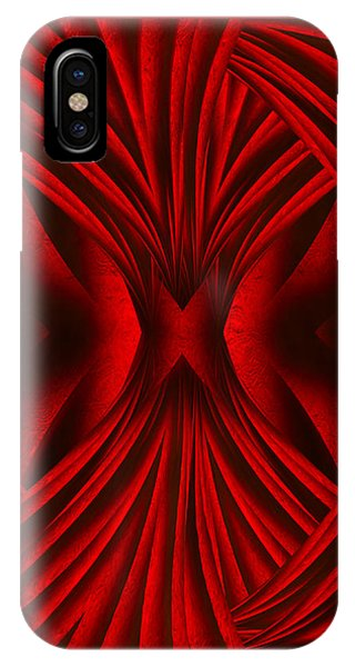 Abstract Art - Hot Secrets By Rgiada IPhone Case