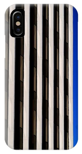 Abstract Building 2011 IPhone Case
