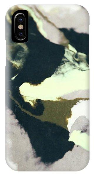 Abstract Camo IPhone Case