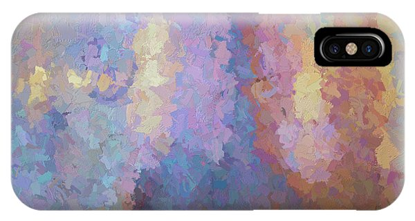 Abstract Columns IPhone Case