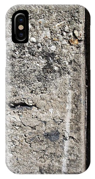 Abstract Concrete 16 IPhone Case