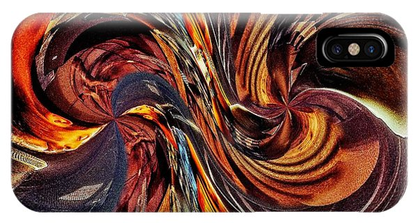 Abstract Delight IPhone Case