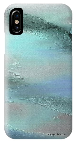 Abstract - Duct Tape IPhone Case