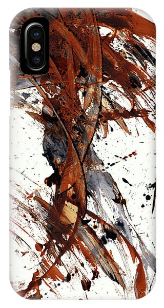 Abstract Expressionism Series 51.072110 IPhone Case