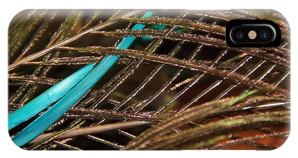 Abstract Feather  IPhone Case