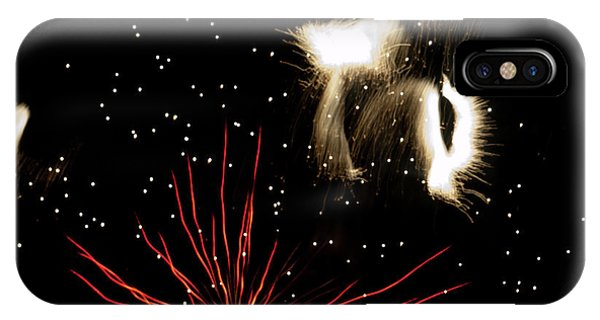 Abstract Fireworks IIi IPhone Case