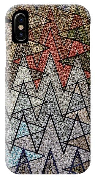 Abstract Floor  IPhone Case