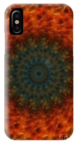 Abstract Fractal  IPhone Case