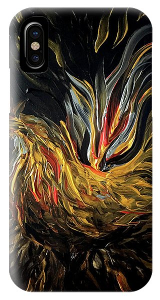 Abstract Gayu IPhone Case