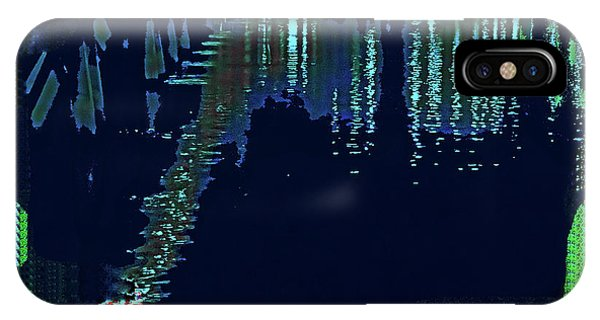 Abstract  Images Of Urban Landscape Series #7 IPhone Case