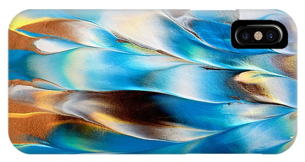 Abstract L1015al IPhone Case