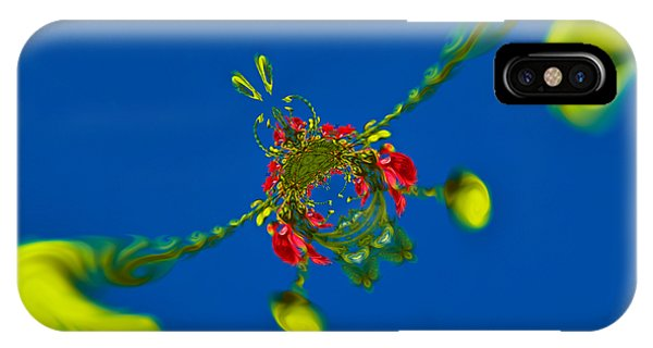 Abstract Lobster 9137205141 IPhone Case