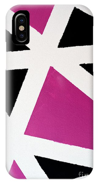 Abstract M1015bp IPhone Case