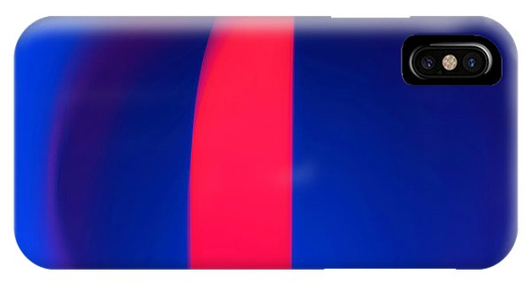 Abstract No. 13 IPhone Case
