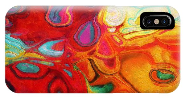 Abstract No. 20 IPhone Case