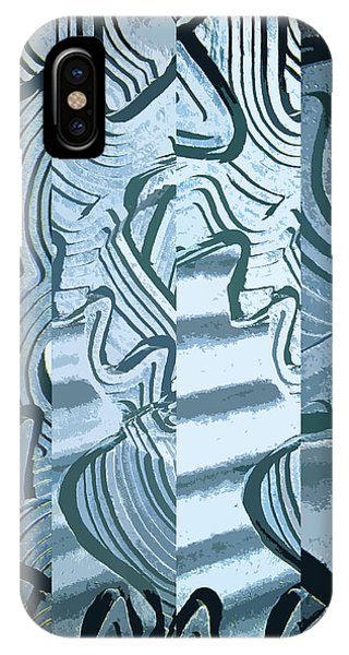 Abstract No. 57-1 IPhone Case