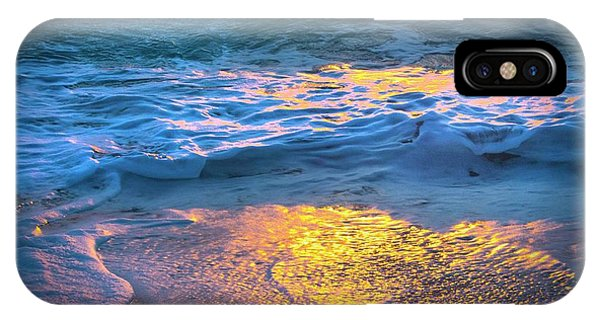 Abstract Of Beach IPhone Case