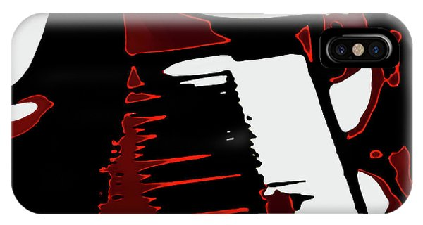 Abstract Piano IPhone Case