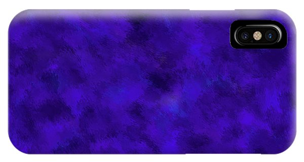 IPhone Case featuring the photograph Abstract Purple 7 by Clare Bambers
