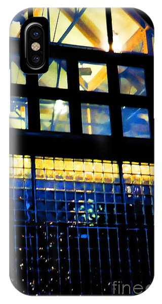 Abstract Reflections Digital Art #5 IPhone Case