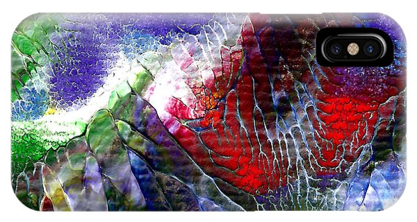 Abstract Series 0615a-3 IPhone Case