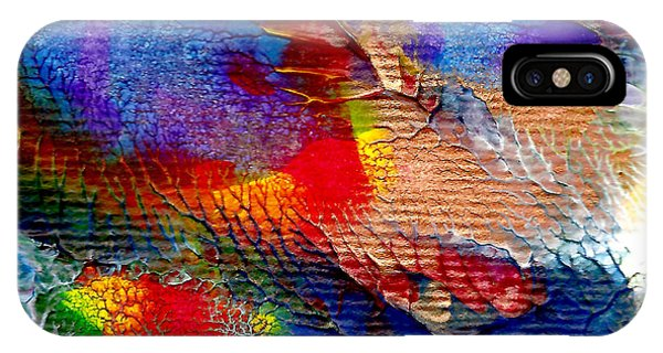 Abstract Series 0615a-5 IPhone Case