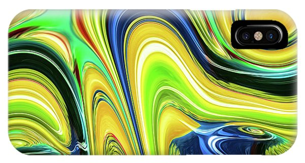 Abstract Series 153240 IPhone Case