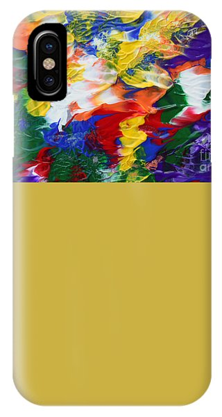 Abstract Series A1015ap IPhone Case