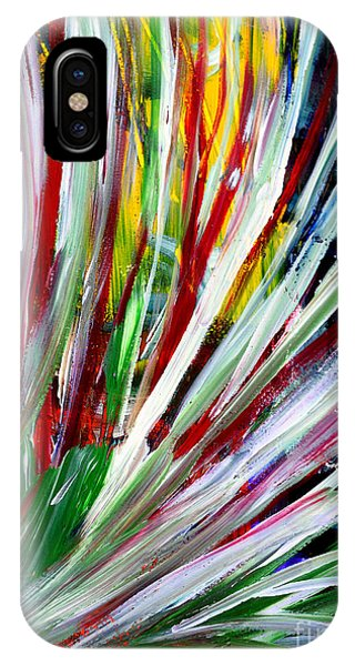 Abstract Series C1015cp IPhone Case