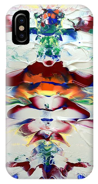 Abstract Series H1015a IPhone Case
